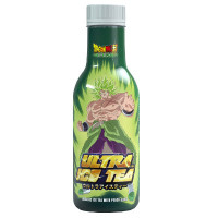 DBZ BROLY ULTRA ICE TEA WITH PEACH JUICE