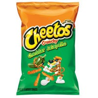 CHEETOS CRUNCHY JALAPENO LARGE