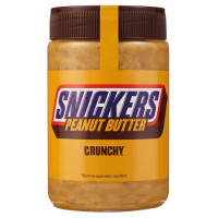 SNICKERS PATE A TARTINER BEURRE DE CACAHUETE