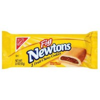 NABISCO BISCUITS FIG NEWTONS À LA FIGUE