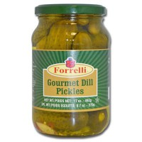 FORRELLI GOURMET DILL PICKLES