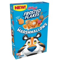 KELLOGG'S FROSTED FLAKES MARSHMALLOW CEREAL