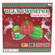 UGLY XMAS SWEATER COOKIE KIT