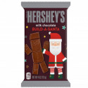 HERSHEY'S MILK CHOCOLATE BUILD A SANTA
