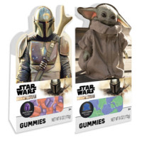 STAR WARS THE MANDALORIAN SCATOLA DI CARAMELLE GOMMOSE