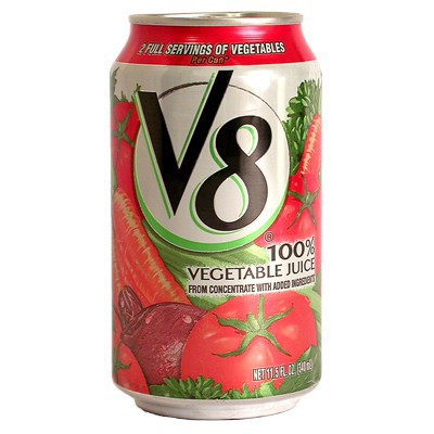 Can You Drink V Vegetable Juice