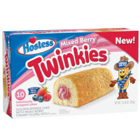 HOSTESS MIXED BERRY TWINKIES
