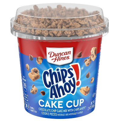 CLEARANCE - DUNCAN HINES CHIPS AHOY CAKE CUP