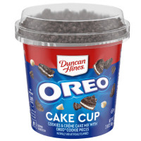 DUNCAN HINES OREO CAKE CUP