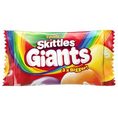 SKITTLES FRUIT GIANTS