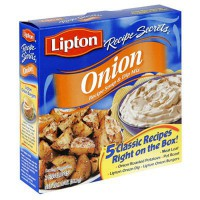 LIPTON RECIPE SECRETS PREPARATO ZUPPA DI CIPOLLE