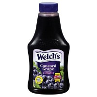 WELCH'S GRAPE JELLY - SQUEEZABLE