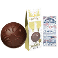 HARRY POTTER CHOCOLATE GOLDEN SNITCH