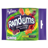 WONKA RANDOMS ENDLESS GUMMY VARIETY