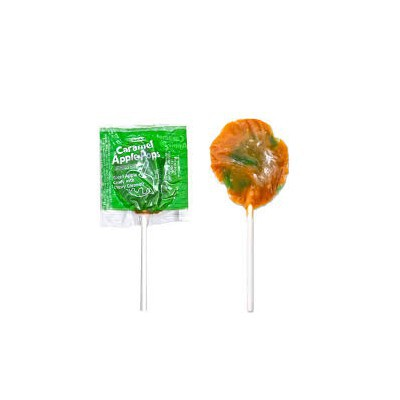 CHARM'S TOOTSIE CARAMEL APPLE POPS