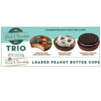 TRIO LOADED PEANUT BUTTER CUPS