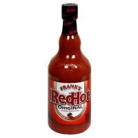 FRANK'S RED HOT SAUCE PIMENT CAYENNE ORIGINAL