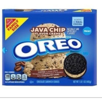 OREO LIMITED EDITION JAVA CHIP COOKIES