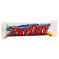 CLEARANCE - HERSHEY'S PAYDAY CANDY BARS