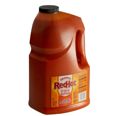 FRANK'S BUFFALO WING RED HOT SAUCE (LARGE)