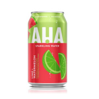 AHA LIME WATERMELON SPARKLING WATER