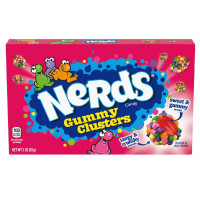 NERDS CARAMELOS GUMMY CLUSTERS