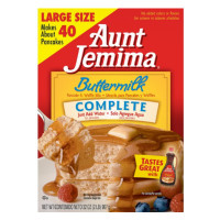 PEARL MILLING COMPANY (EX-AUNT JEMIMA) PANCAKE MIX COMPLETE BUTTERMILK BIG