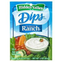 HIDDEN VALLEY DIP MIX RANCH