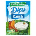 "HIDDEN VALLEY SACHET DE SAUCE DIP - ""RANCH"""