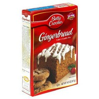 CLEARANCE - BETTY CROCKER GINGERBREAD MIX