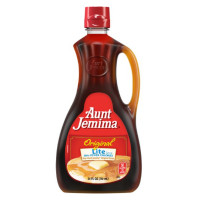 PEARL MILLING COMPANY (EX-AUNT JEMIMA) PANCAKE SYRUP LITE