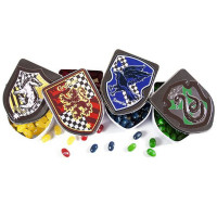 HARRY POTTER HOUSES OF HOGWARTS CRESTS CANDY TIN GIFT SET