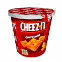 CHEEZ IT CUP CRACKERS CHEDDAR