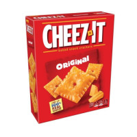 CHEEZ IT CRACKERS CHEDDAR
