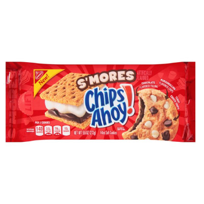 CHIPS AHOY S'MORES