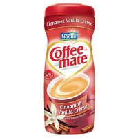 COFFEE MATE CANNELLE CRÈME VANILLE