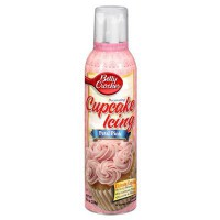 CLEARANCE - BETTY CROCKER SPRAY CUPCAKE ICING PINK