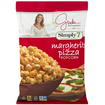 CLEARANCE - SIMPLY 7 MARGHERITA PIZZA POPCORN