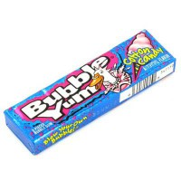 CLEARANCE - BUBBLE YUM GUM COTTON CANDY
