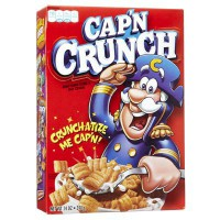 QUAKER CEREALI CAP'N CRUNCH