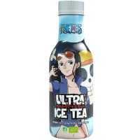 ONE PIECE ROBIN ULTRA ICE TEA - THE GLACE AUX FRUITS ROUGES