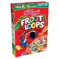 KELLOGG'S FROOT LOOPS BIG