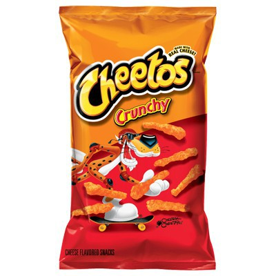 CLEARANCE - CHEETOS CRUNCHY LARGE