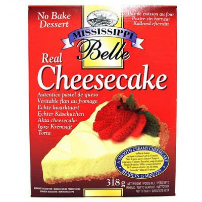 MISSISSIPPI BELLE CHEESECAKE MIX