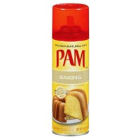 PAM BAKING SPRAY WITH REAL FLOUR