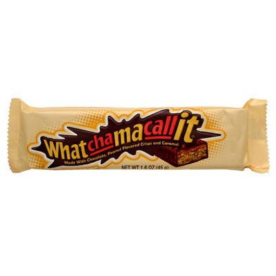 CLEARANCE - HERSHEY'S WHATCHAMACALLIT CANDY BAR
