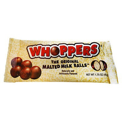 CLEARANCE - HERSHEY'S WHOPPERS