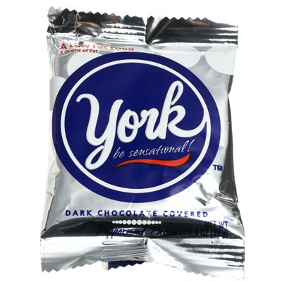 CLEARANCE - HERSHEY'S YORK PEPPERMINT PATTIES