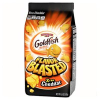 PEPPERIDGE FARM BRETZELS GOLDFISH EXTRA CHEDDAR