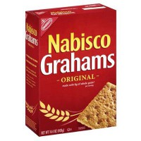 NABISCO GRAHAMS CRACKERS ORIGINAL NATURE